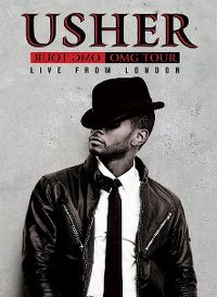 Cover Usher - OMG Tour - Live From London [DVD]